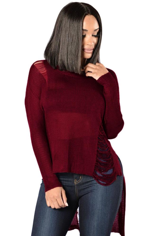 burgundy-sheer-knit-tangled-long-tail-sweater-llc27627p-3-1